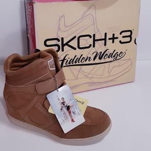 Skechers SKCH+3 Chestnut